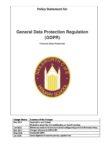 GDPR Data Protection_Jan2020 FINAL
